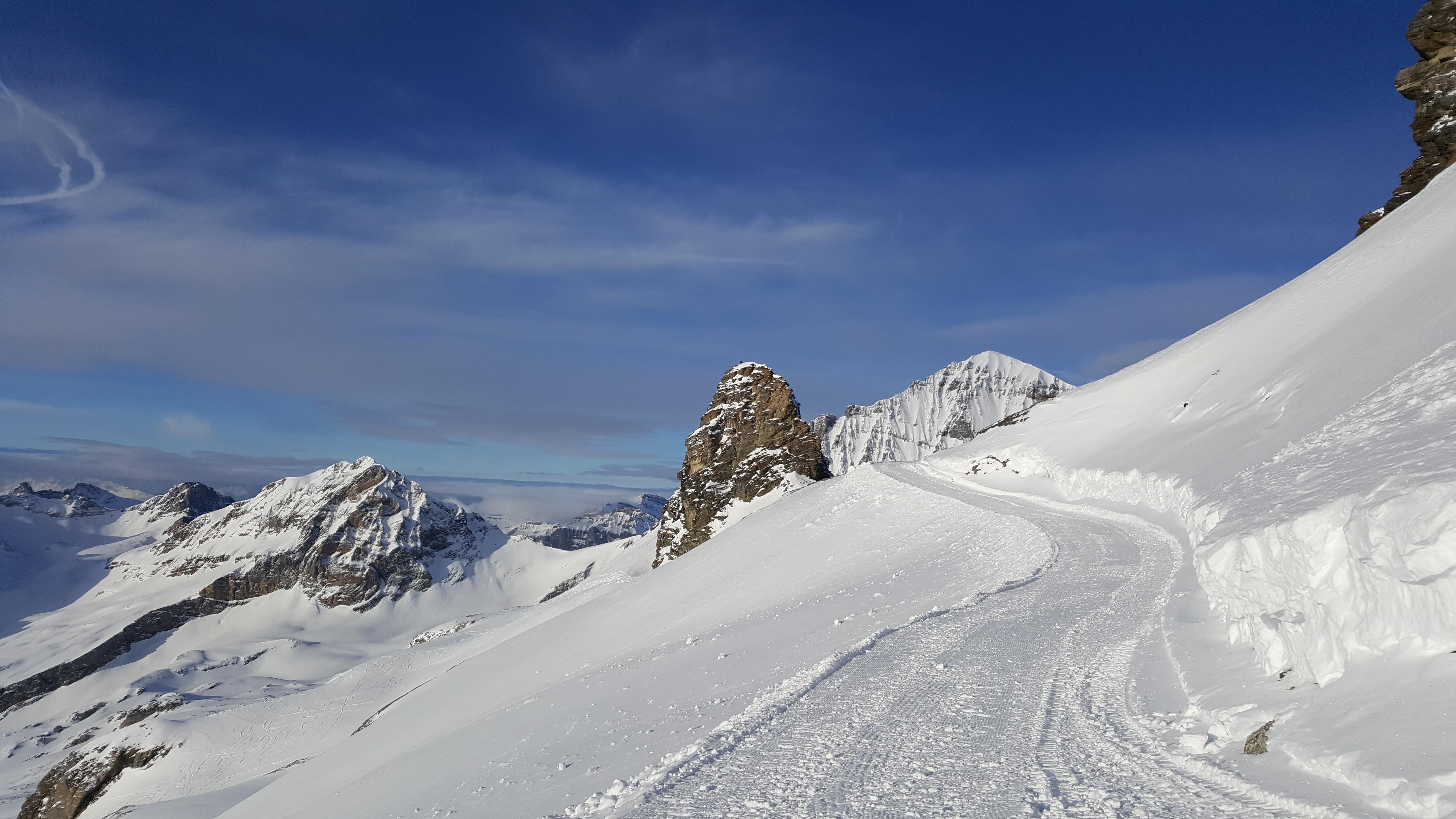 Zustieg Hockenhorngrat-Lötschenpasshütte 3