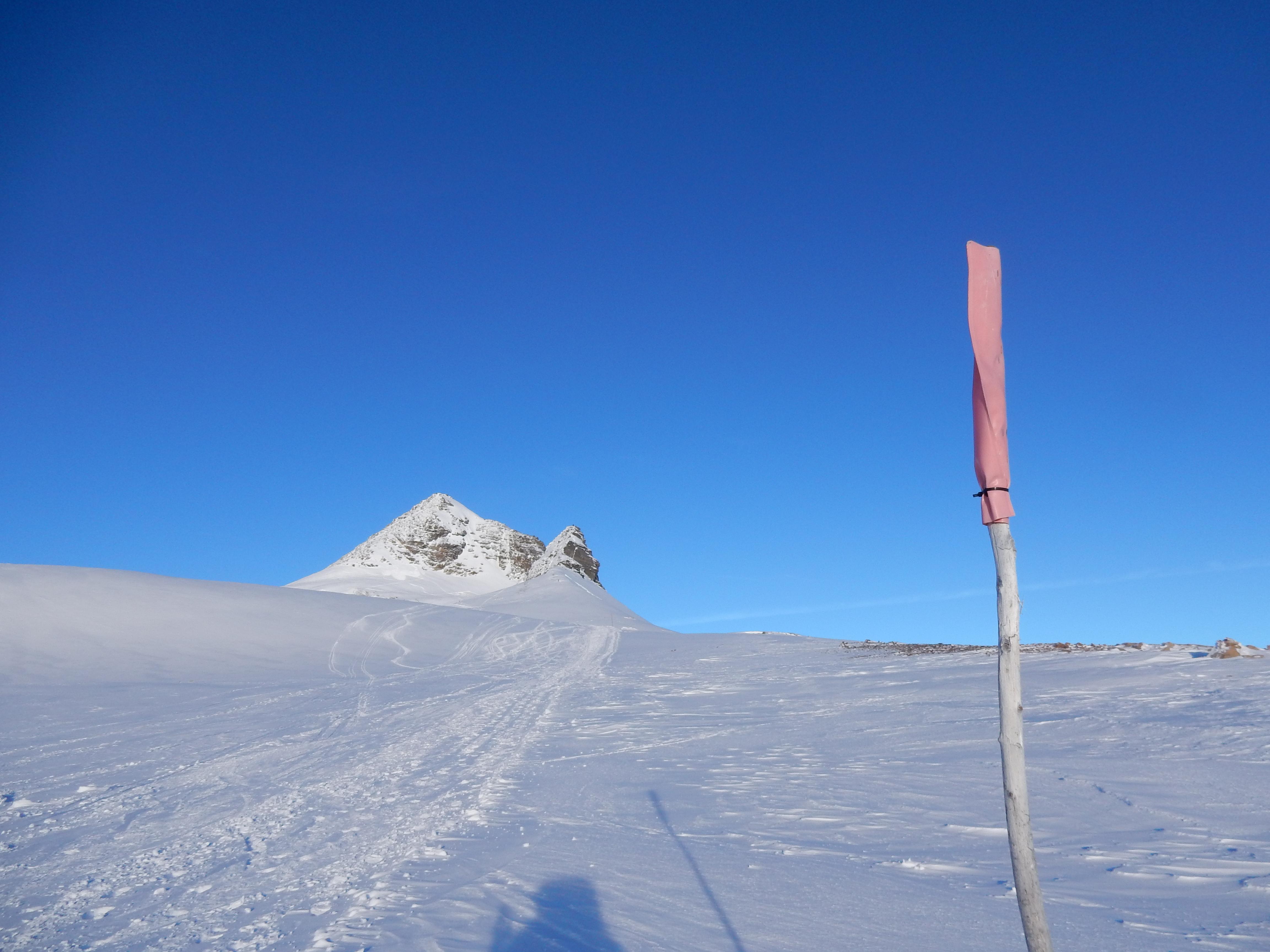 Abfahrt Hokenhorngrat-Lötschenpasshütte