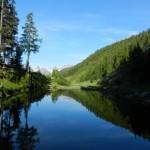 Schwarzsee Lötschental