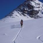Aufstieg zum Hockenhorn