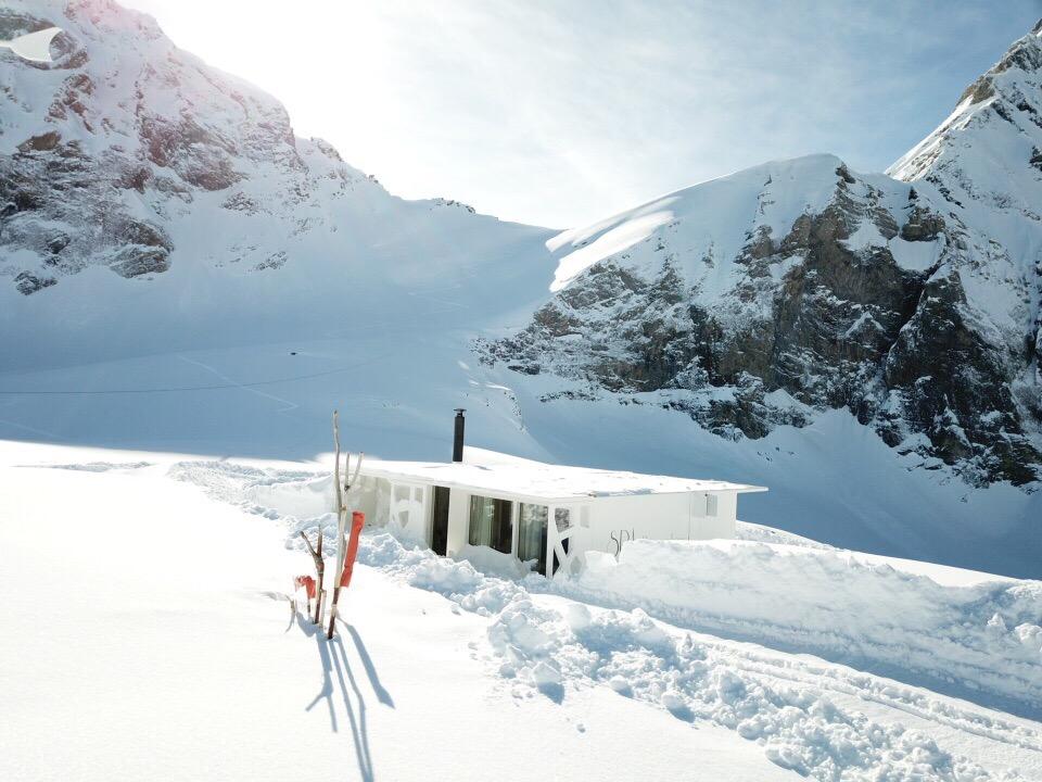 Winterzauber auf dem Lötschenpass